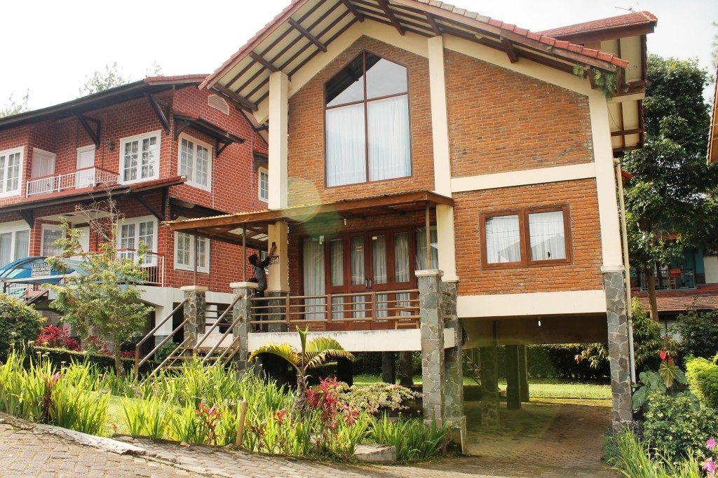 Sewa Sewa Villa Blok G No 4 VIB Lembang, Sewa Villa Lembang, Villa Istana Bunga