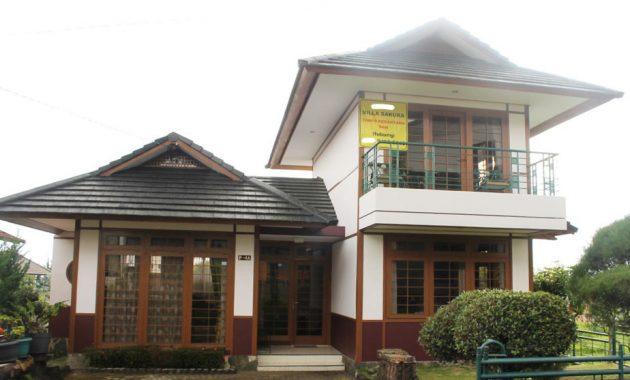 sewa Sewa Villa Sakura Blok P1 No 4 VIB Lembang Bandung