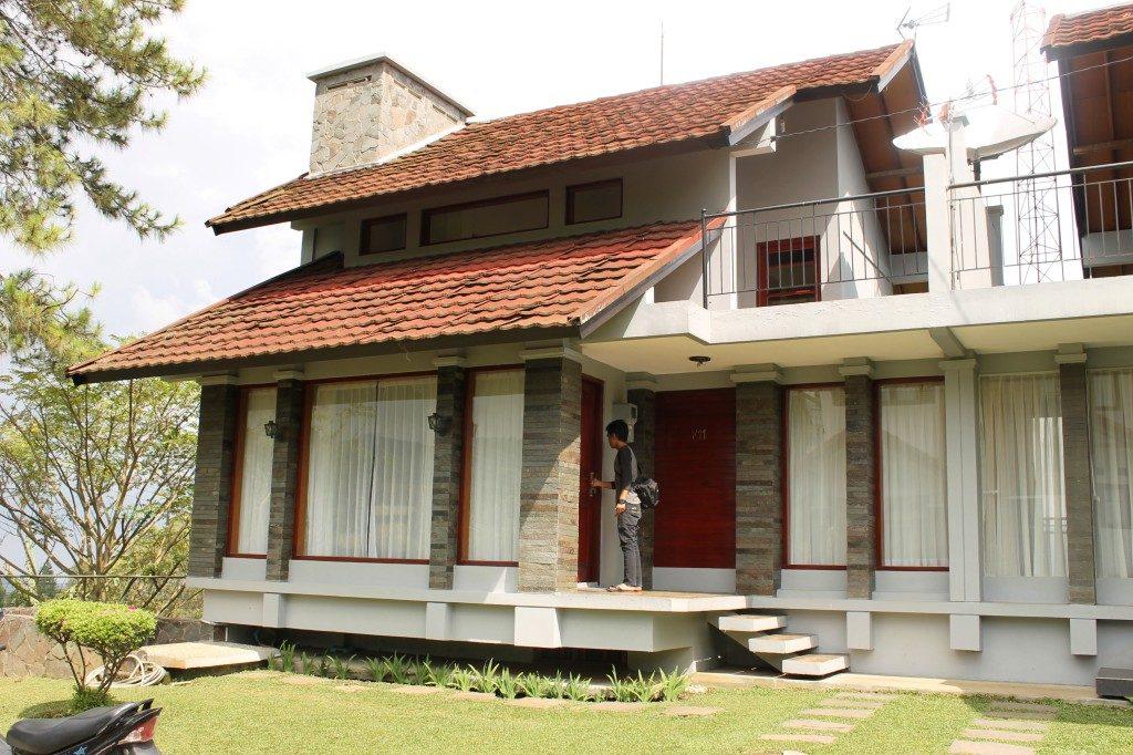Villa Istana Bunga Blok F No 11 Lembang, sewa villa lembang, sewa villa istana bunga lembang
