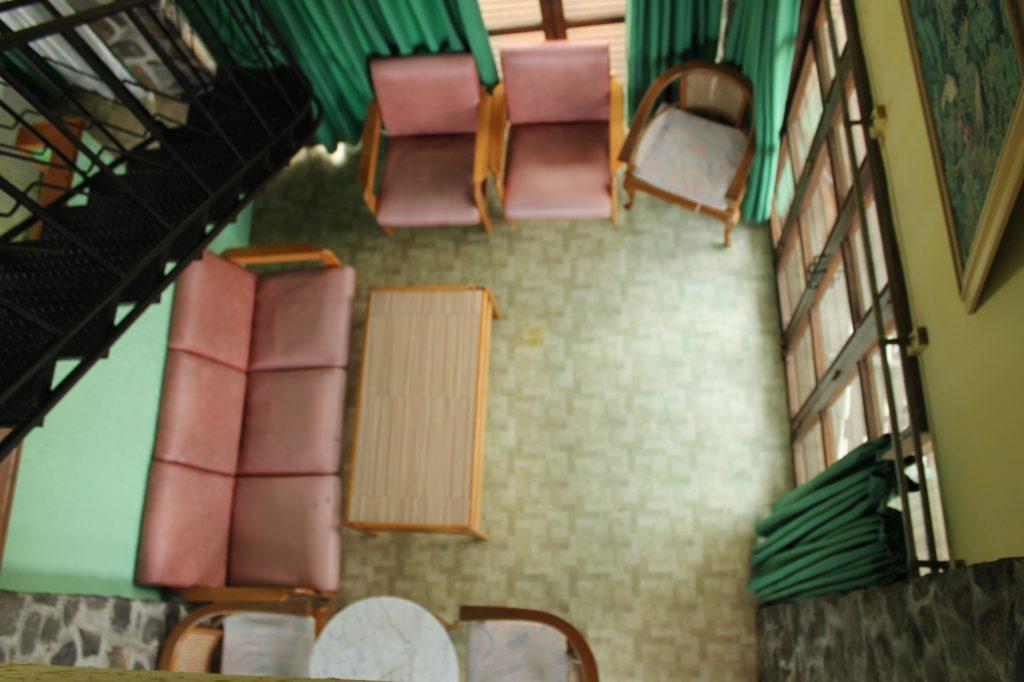 sewa villa istana bunga lembang 1 kamar