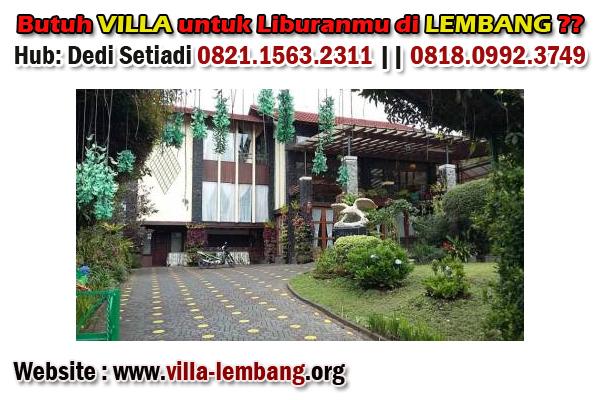 villa istana bunga gartik lembang, villa istana bunga lembang, villa lembang