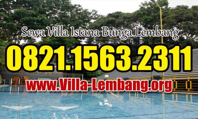 sewa villa lembang, sewa villa murah di lembang untuk rombongan
