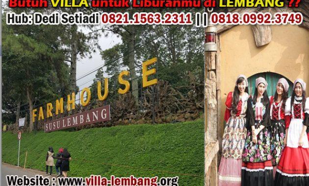 wisata lembang, wisata farmhouse lembang, farmhouse, wisata lembang terbaru