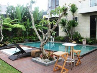 Villa Fasilitas Kolam Renang Villa D Green Villa Lembang, sewa villa lembang