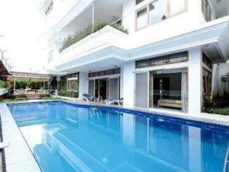 Villa Fasilitas Kolam Renang : Villa Nove Ciumbuleuit Bandung