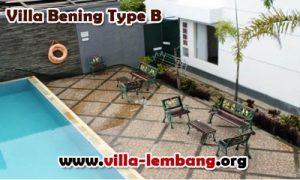 sewa villa di lembang, villa di lembang, villa murah di lembang ada kolam renang