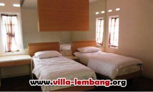 sewa villa bening type a lembang