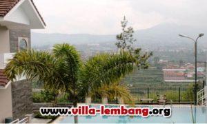 sewa villa daerah lembang villa bening a