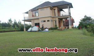 villa di lembang, sewa villa di lembang, villa murah di lembang untuk rombongan
