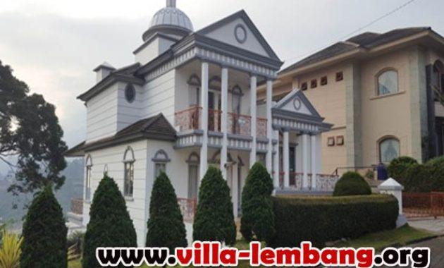 villa murah di lembang untuk hari ini