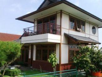 villa 2 kamar tidur lembang