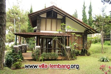 villa istana bunga,sewa villa di lembang,villa di lembang