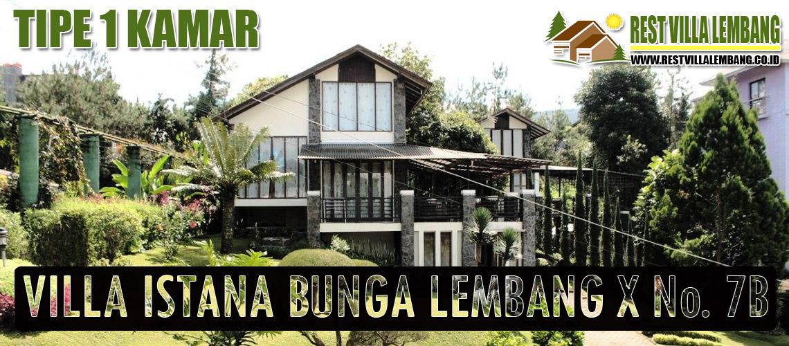 Villa di Lembang Murah Banget
