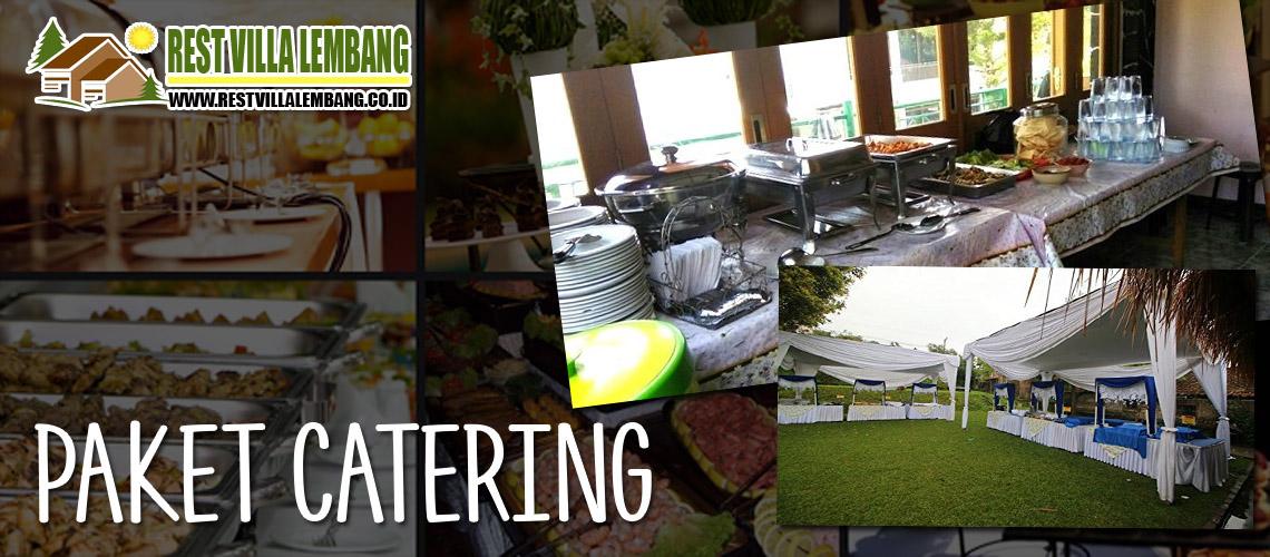 Villa di Lembang dan Catering Murah